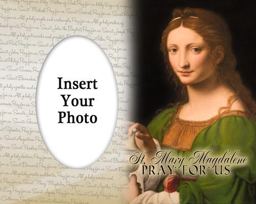 St. Mary Magdelene Photo Frame