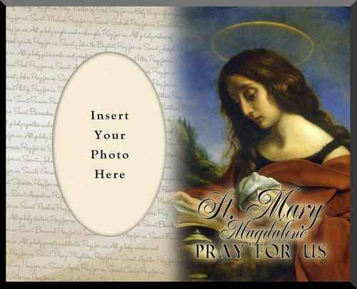 St. Mary Magdalene Photo Frame 2