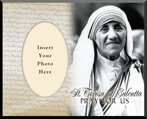 St. Teresa of Calcutta Photo Frame