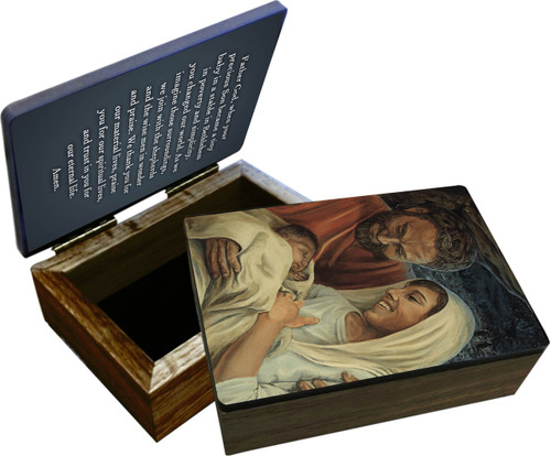 Nativity (Jenicke) Keepsake Box