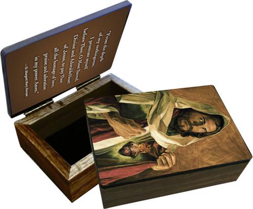 Sacred Heart of Jesus (Jenicke) Keepsake Box