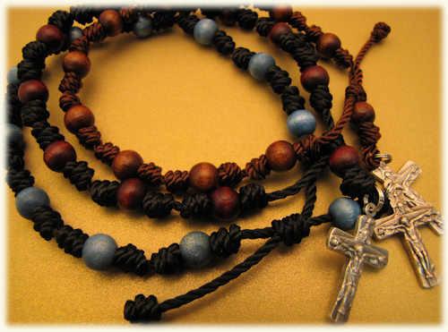 8MM Handmade Wrist Rosaries