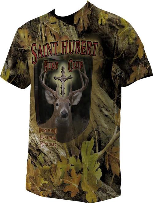 St. Hubert Hunt Club Full Color T-Shirt