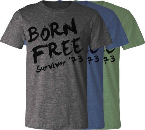 Survivor '73 Pro-Life Shirt