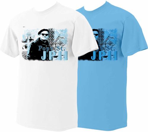 Pope Saint John Paul II Graphic T-Shirt