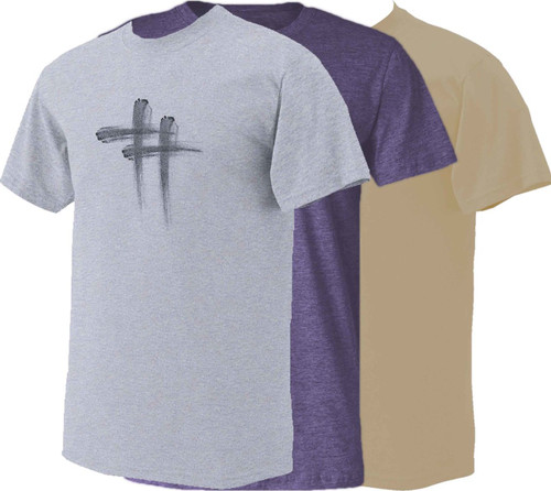 Ash Wednesday T Shirt - AshTag