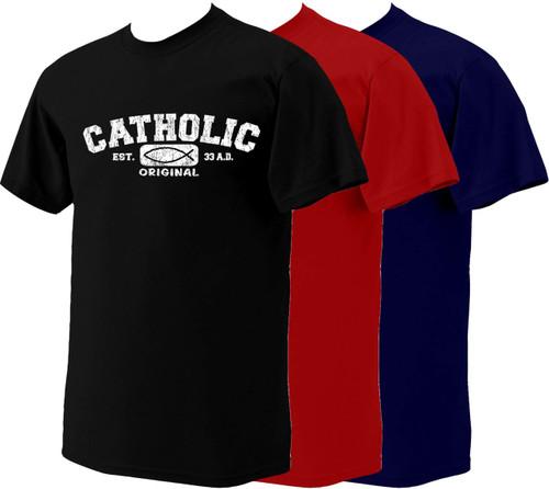 Catholic Original T-Shirts