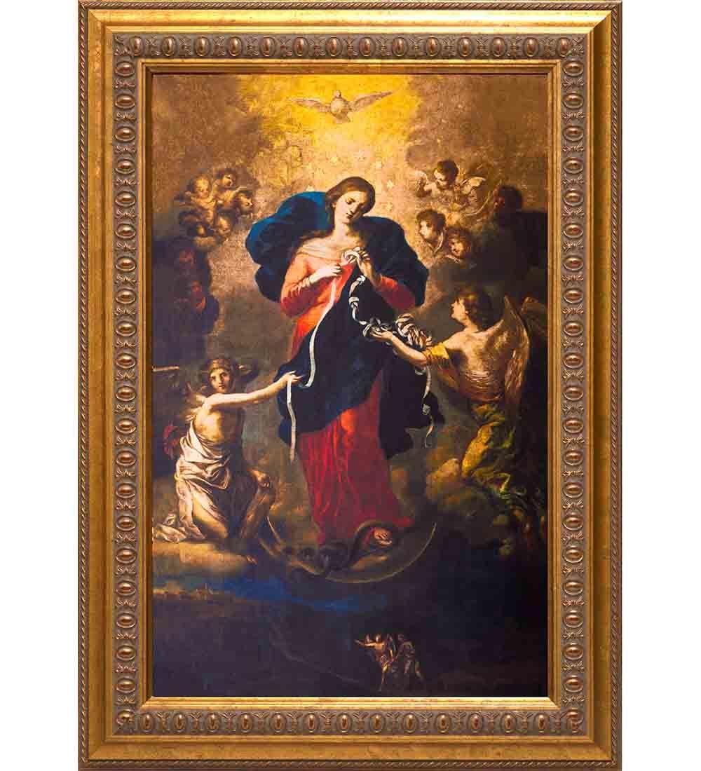 Mary Undoer of Knots Gifts