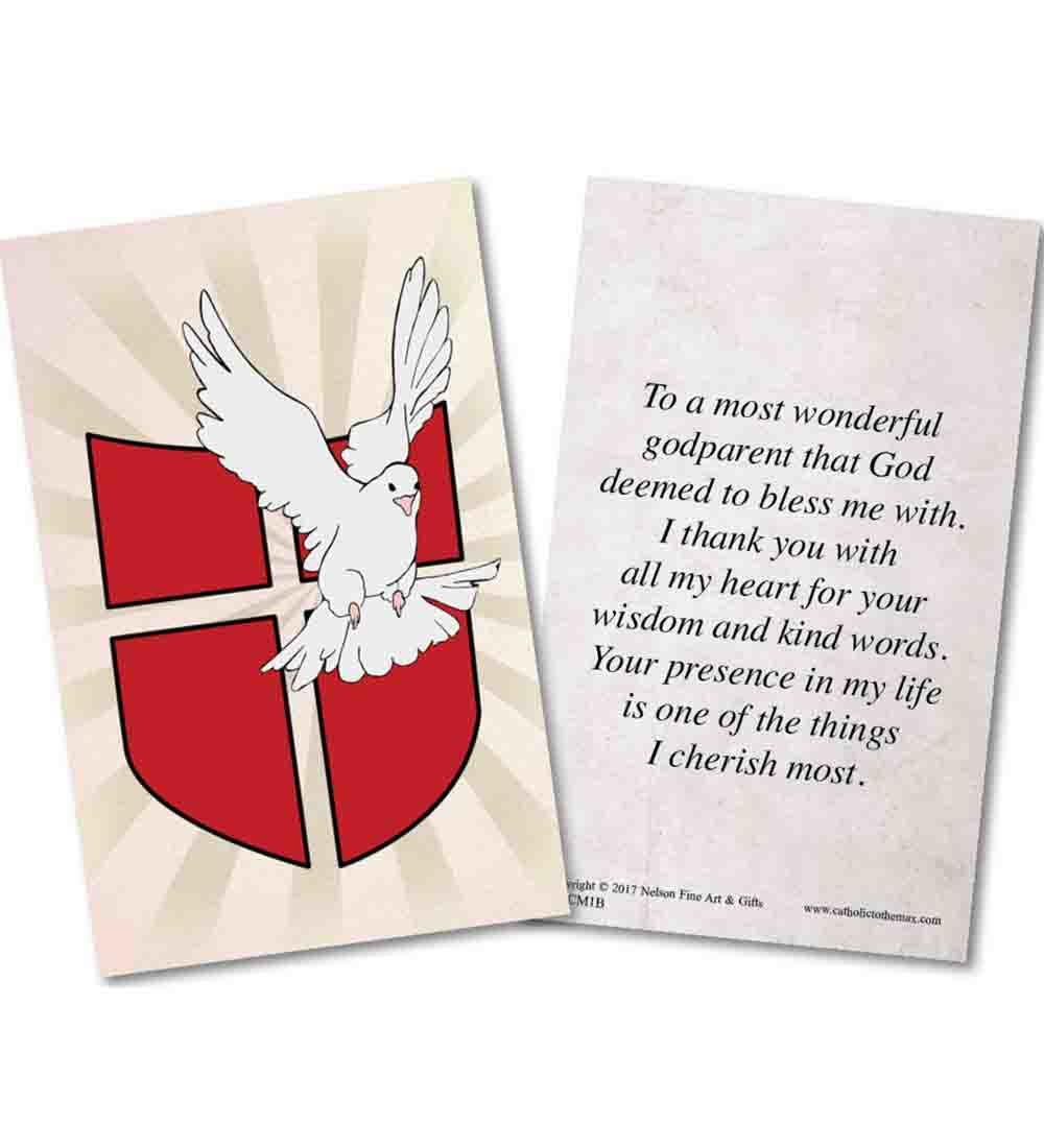 Baptism Holy Cards