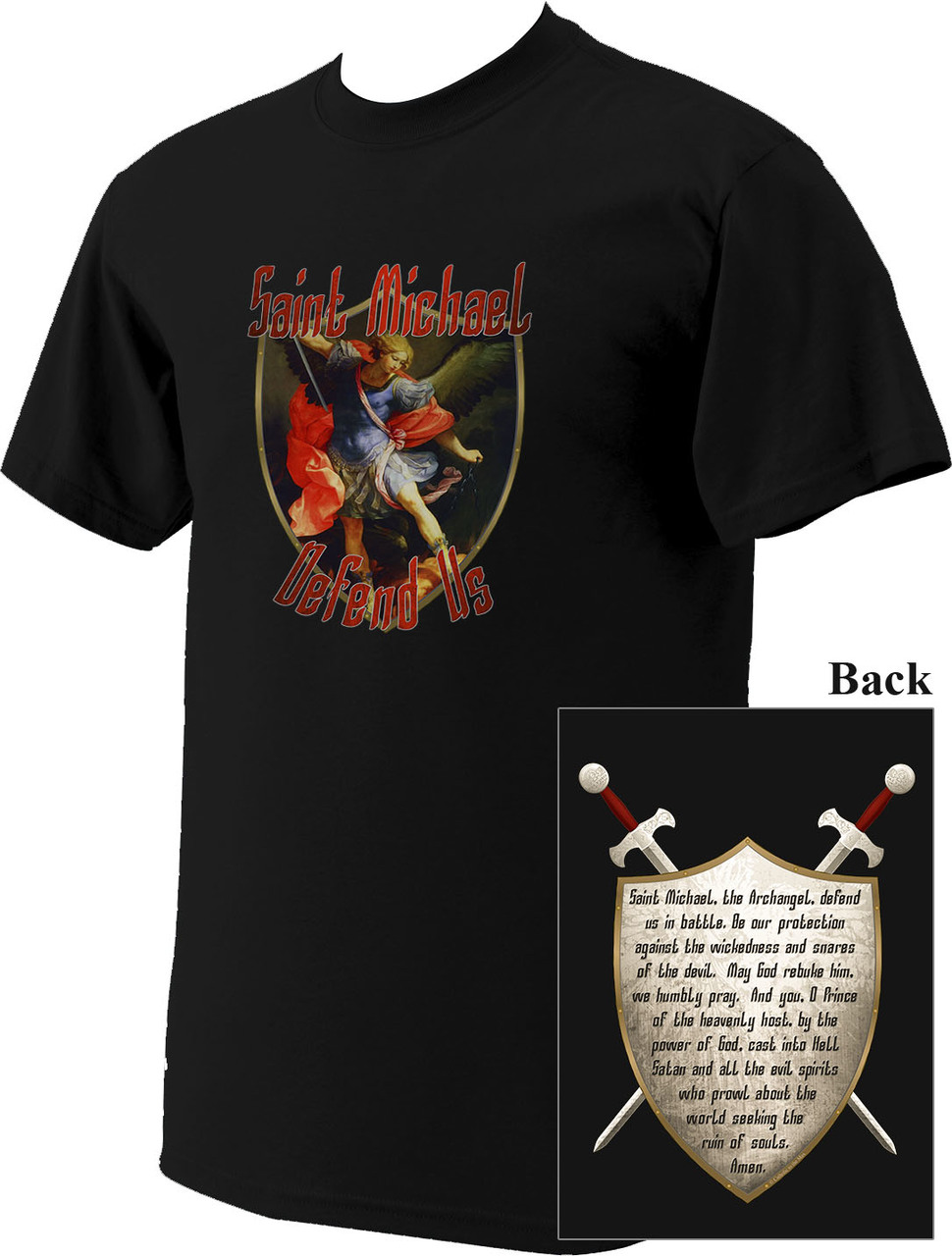 St  Michael T-Shirt