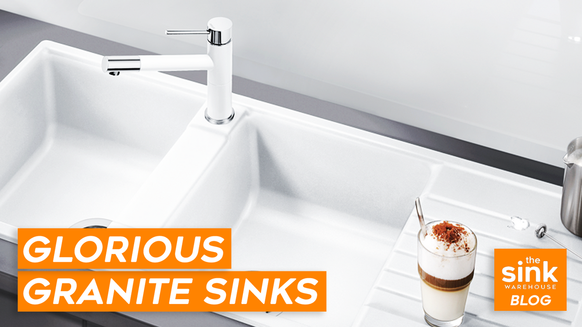 Why Your Next Sink Should Be Composite Granite!
