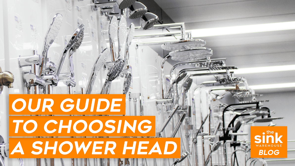 How To Choose The Perfect Shower Head For You