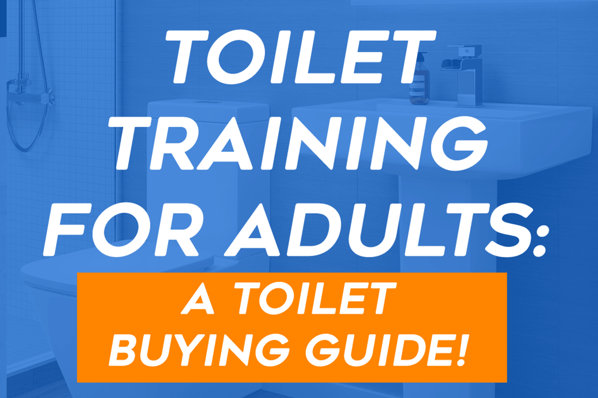 Toilet Training For Adults: A Toilet Buying Guide