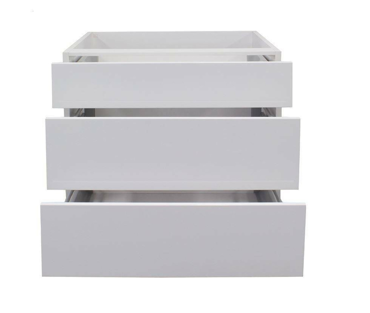 Picture of: Base Cabinet 3 Drawer 800mm The Sink Warehouse Shop Now