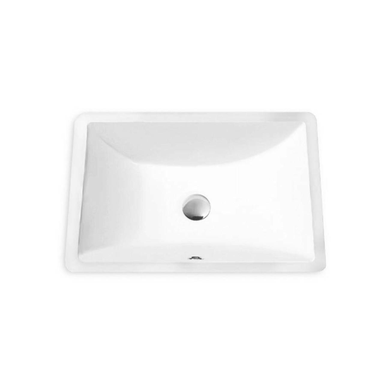 Fresno Undermount Bathroom Basin The Sink Warehouse