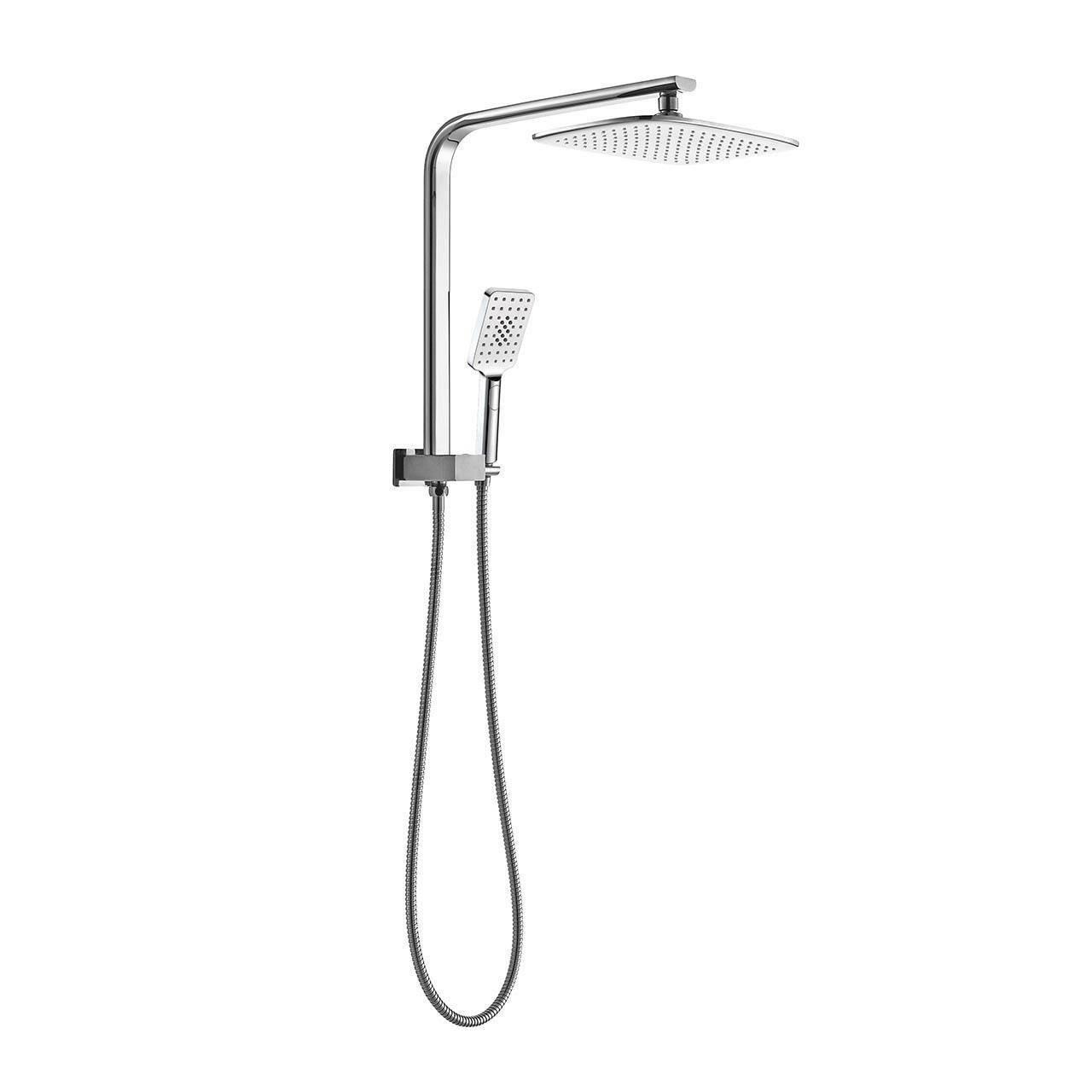 Buy Fiona   Chrome Shower Combo Set