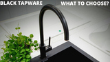 PVD vs Electroplated Black Bathroom Tapware - Which Is Better?