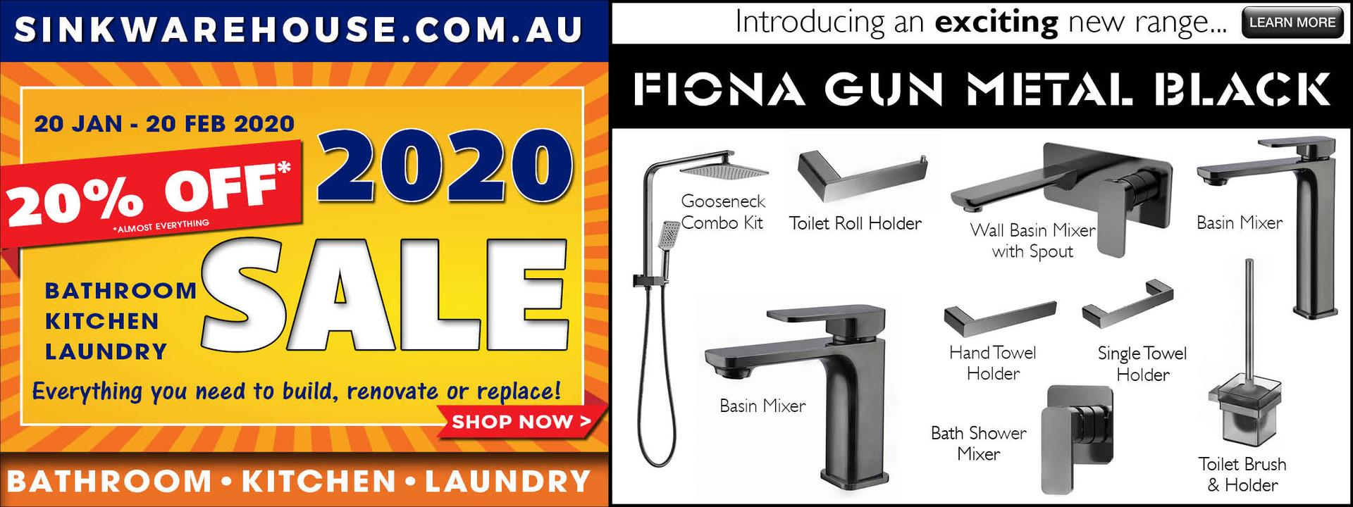 Fiona Gun Metal Black Range