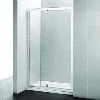 Alcove Shower Pivot Door 1100mm