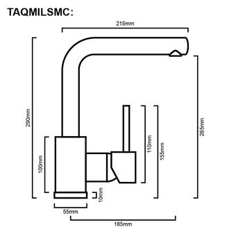 Milano - Chrome Sink Mixer