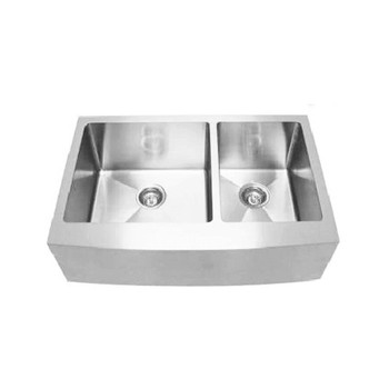 Colonial - Belfast Stainless Steel Sink Curved 175