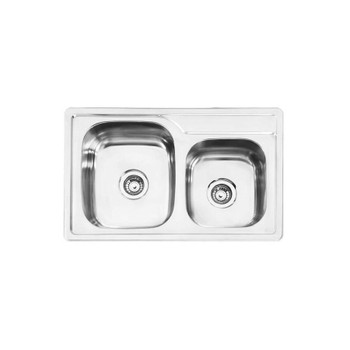Classic 175ND - No Drainer Inset Sink