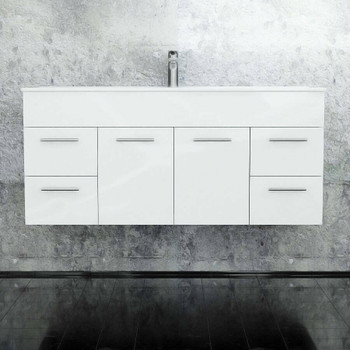 Classic - Wall Hung Vanity and Top 1200mm