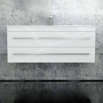 Indi - Wall Hung Vanity and Top 1200mm