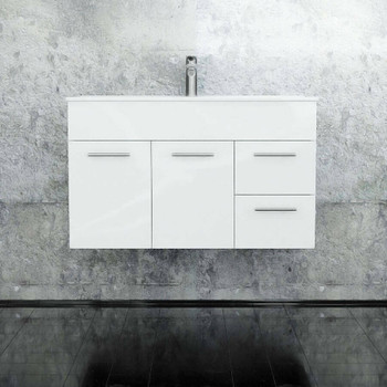 Classic - Wall Hung Vanity Only 900mm