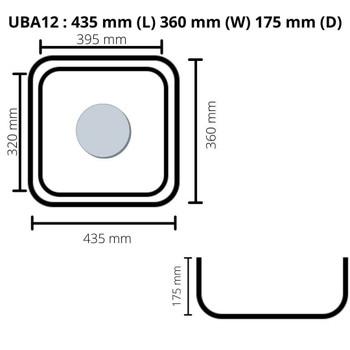 Universal Bowl A12