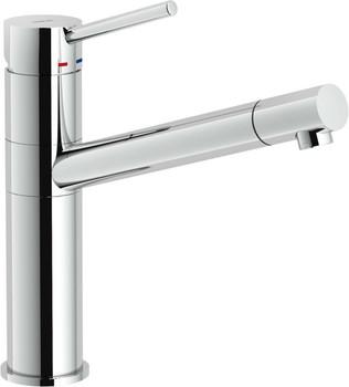 Venus - Chrome Sink Mixer