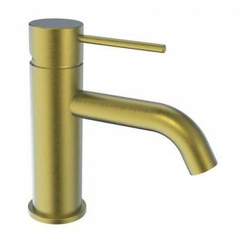 Siam - Brushed Gold Basin Mixer
