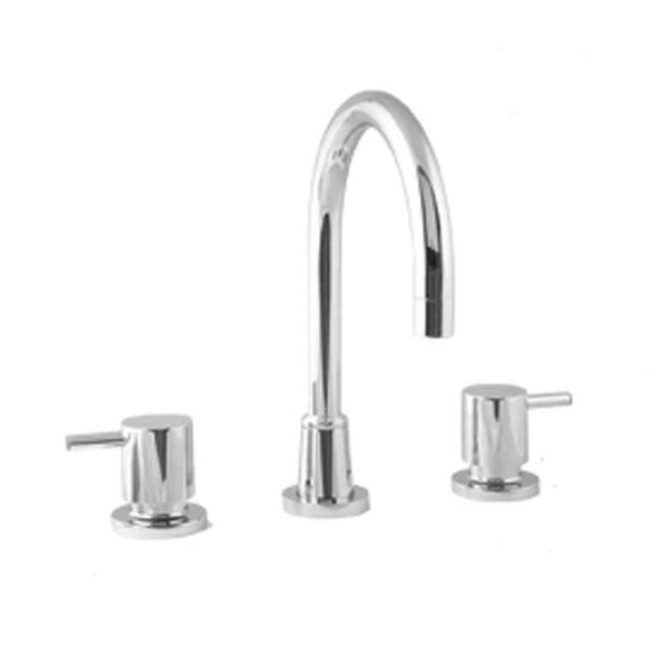 Bella - Chrome Hob Sink Tap Set