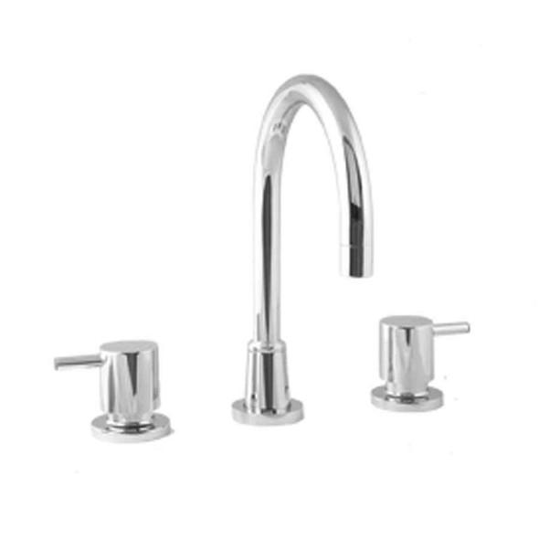 Bella - Chrome Hob Sink Tap Set