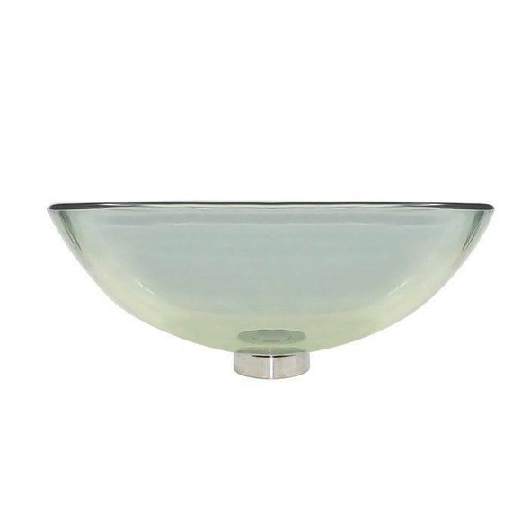 Clear Vessel - Glass Above Counter Basin