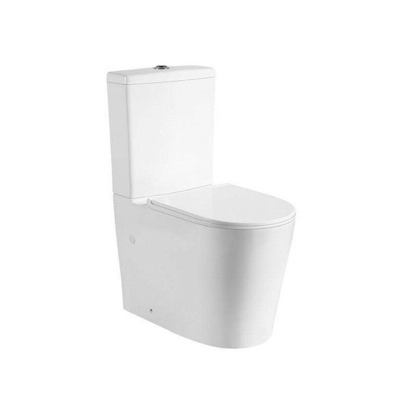 Bern - Back To Wall Toilet Suite