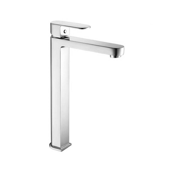 Style - Chrome Extended Basin Mixer