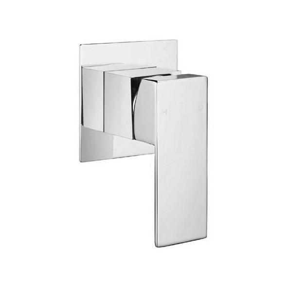 Quadro - Chrome Bath/Shower Mixer