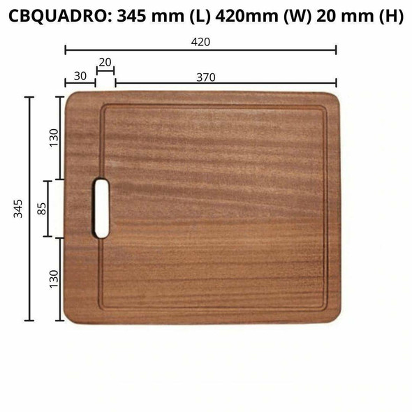Quadro/Tech - Chopping Board