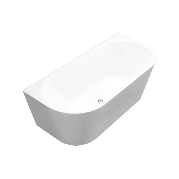 Sofia - White Freestanding Bath 1700mm
