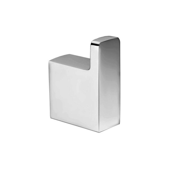 Que - Chrome Robe Hook