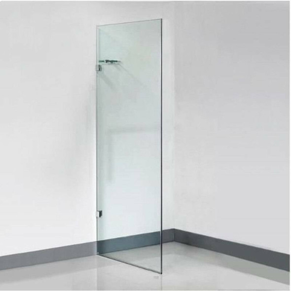 Frameless Shower Panel 800mm