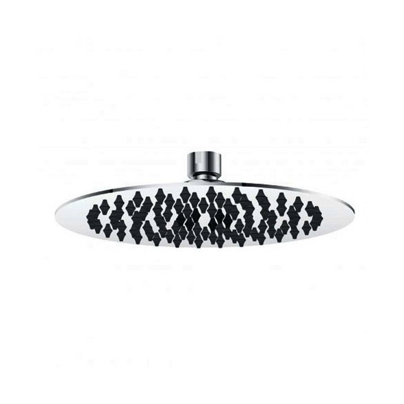 Ruby - Chrome Stainless Steel Shower Head 200mm