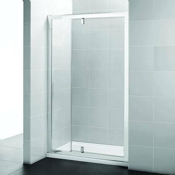 Alcove Shower Pivot Door 1500mm