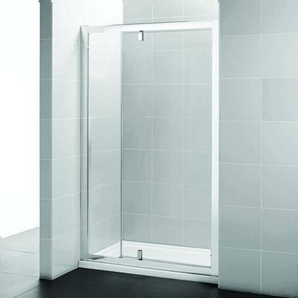 Alcove Shower Pivot Door 800mm