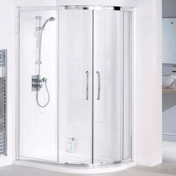 Round Shower Cubicle 1200mm x 900mm