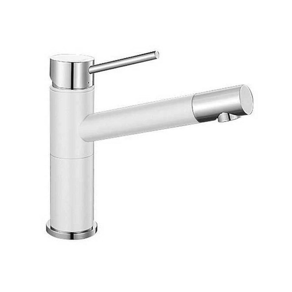 Blanco Alta - White Sink Mixer