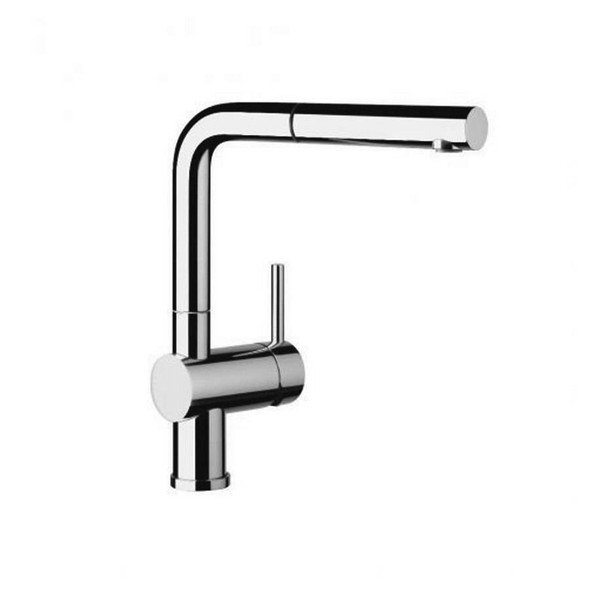 Blanco Linus - Chrome Pullout Sink Mixer