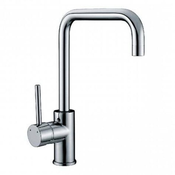 Mercury - Chrome Gooseneck Sink Mixer