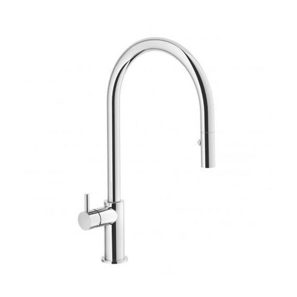 Ruby - Chrome Pullout Sink Mixer